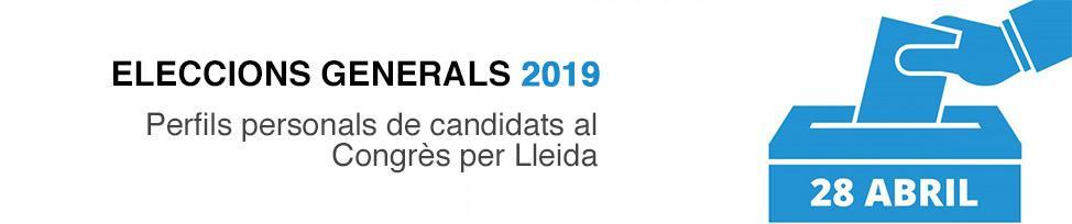 Eleccions Generals 28 d'abril de 2019