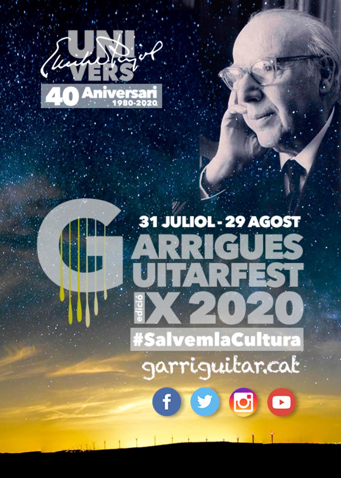 Tente en el aire - Garrigues Guitar Festival