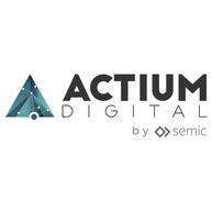Logo ACTIUM Digital by SEMIC