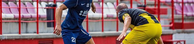 Cita aquest diumenge entre l'Atlètic Lleida i el FC Borges