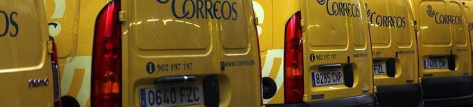 """UGT i CCOO denuncien la """"falta de previsió de les mesures"""" contra els rebrots a Correus"""