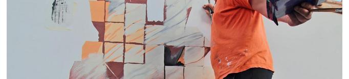 Oriol Caminal, o com crear una explosió de creativitat amb dibuixos i murals