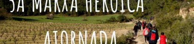 Fulleda ajorna la cinquena Marxa Heroica