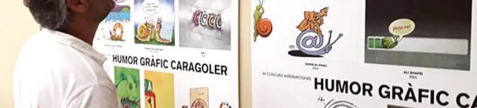La Fecoll exhibeix les millors obres del Concurs d'Humor Gràfic Caragoler