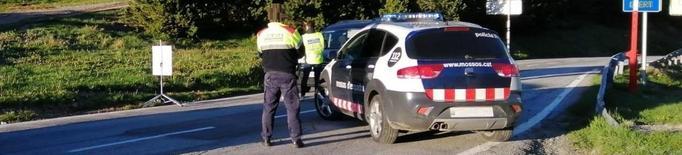 Mossos Detingut Cerdanya cocaïna