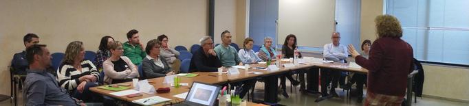 Una quinzena d'empreses en el primer seminari del curs 'Eines formatives i de suport als allotjaments de les Garrigues'