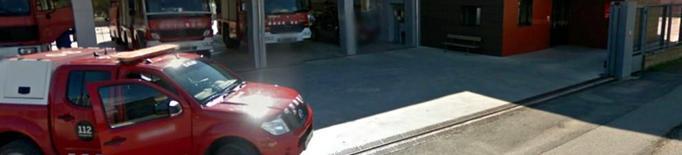 Els alcaldes del Pallars Jussà reclamen un camió autoescala de bombers