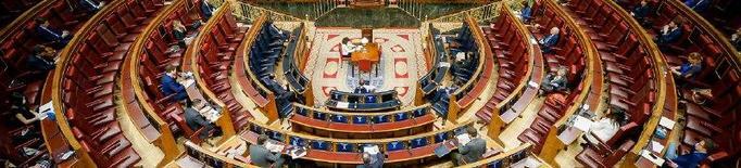 Congrés Diputats pròrroga Estat d'alarma
