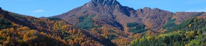 Món rural muntanya camp parc natural