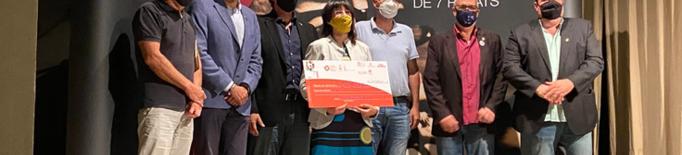 La segarrenca Ester Enrich guanya el Premi 7lletres amb 'Blanc sobre negre'