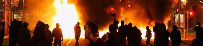Els Mossos detenen quatre persones a Lleida per les protestes post-sentència
