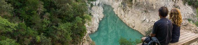 MónNatura Pirineus i el congost de Mont-rebei reobriran al juliol