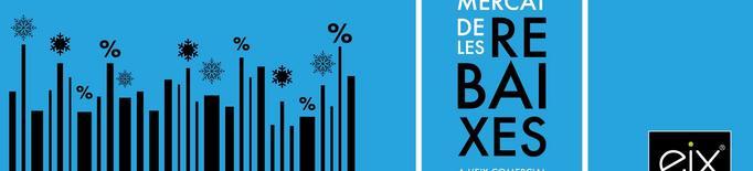 Eix Comercial de Lleida Mercat de les Rebaixes d'hivern