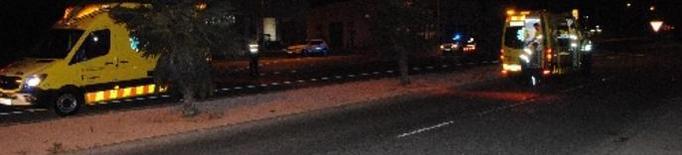 Atropellament mortal d'un home de 49 anys que creuava per un pas de vianants a Lleida