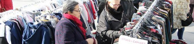 Arriba una nova edició del Mercat de Rebaixes de la Zona Alta de Lleida