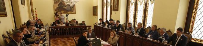 ERC, PDeCAT i CUP defensen els CDR i denuncien la seua persecució