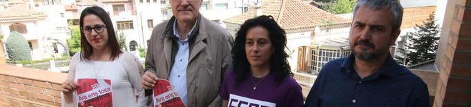 CCOO i UGT fan una crida a sortir l'1 de Maig per denunciar la precarietat laboral
