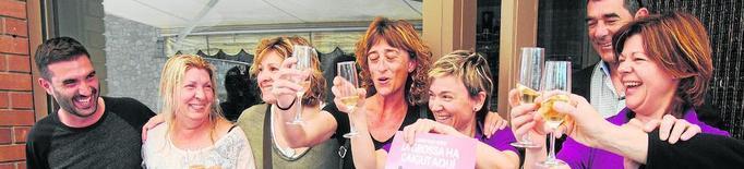 El primer premi de la Grossa deixa 1,9 milions d'euros en un bar del Palau