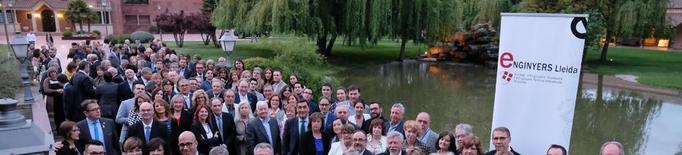 Els enginyers de Lleida reten homenatge a Miquel Aixalà, el seu primer degà