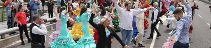 Lleida balla a ritme de sevillanes