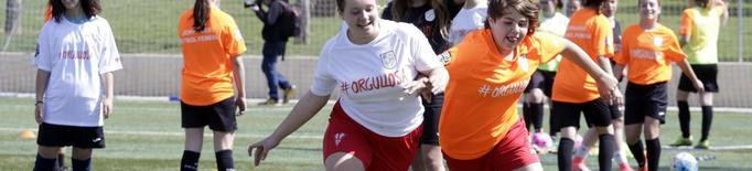 Torrefarrera viu la festa del futbol femení