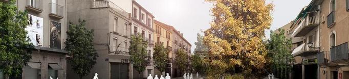 La reforma del centre de Mollerussa, després de la festa major per evitar el trasllat d'actes
