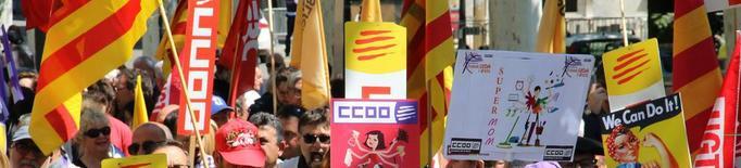 La crisi encara deixa una factura de 13.000 llocs de treball destruïts a Lleida