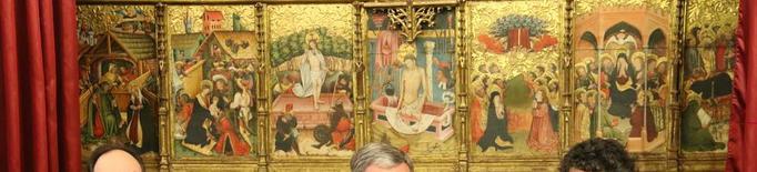 El Morera amplia el fons de pintures abstractes
