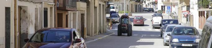 El veïnat d'Alcoletge decideix sobre la circulació de trànsit al poble