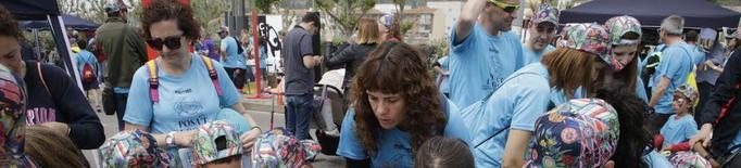 Balaguer es torna a bolcar contra el càncer infantil