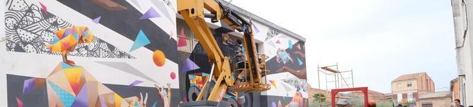 Penelles, art urbà per revitalitzar el mon rural