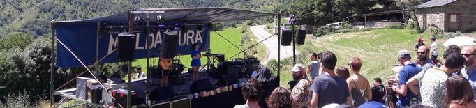 El Petit de Cal Eril, estrella al Festival Maldaltura a Llessui