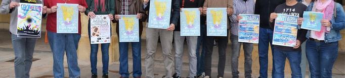 Jove Fest, Xtreme Action i fins a 50 actes per celebrar la festa major de Mollerussa