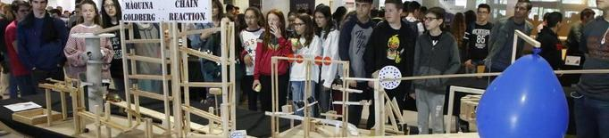 Tecnologia punta creada per alumnes