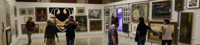 Diàlegs en dansa amb les obres d'art del Morera, una de les propostes de la Nit dels Museus