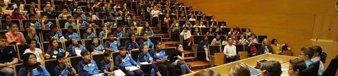 Més de 800 alumnes d'Infantil i Primària presenten els seus treballs científics a la UdL