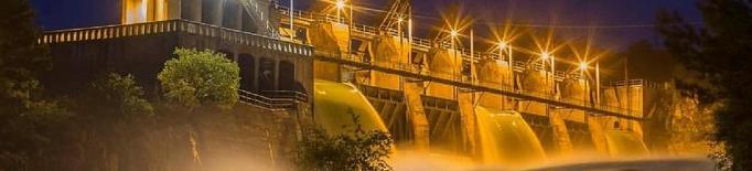L'elevat cabal dels rius dispara un 47% la producció hidroelèctrica