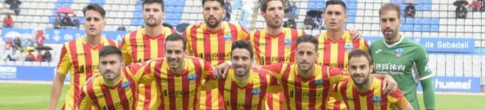 El Lleida menys golejador des de la temporada a Primera