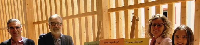 Allau de recursos de bancs contra la taxa de l'ajuntament que grava habitatges buits