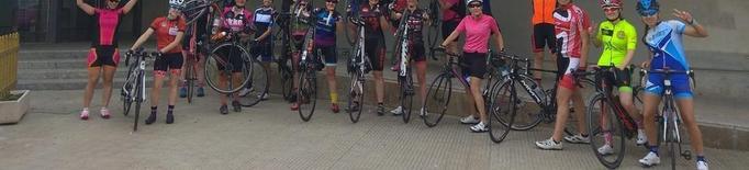 Jornades de ciclisme femení a Balàfia