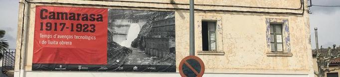 Camarasa prepara la celebració del centenari de la central hidroelèctrica