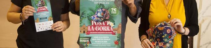 El Posa't la Gorra arriba diumenge a Cervera