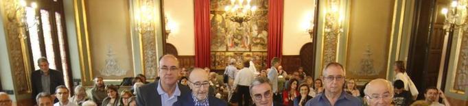 Presenten un llibre per passejar, mirar i reviure la Lleida d'ahir