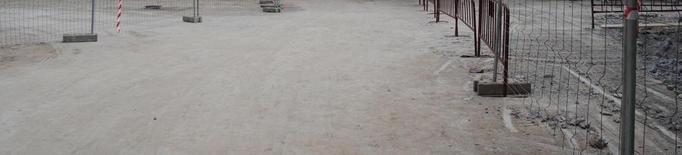 Quaranta llars de Mollerussa, sense llum per obres al centre