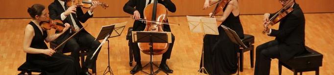 Teixidor, Mozart i Turina, a l'Auditori de Lleida