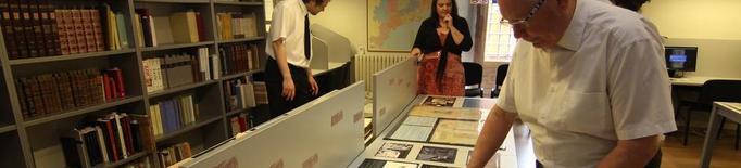 L'Arxiu Capitular exhibeix els documents sobre l'aigua