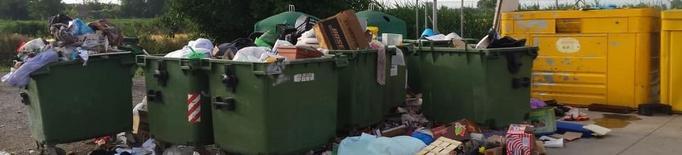 Castellserà instal·larà càmeres i estudia multar els veïns que no reciclin