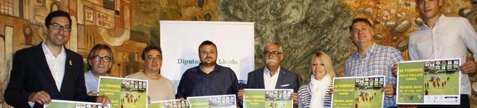 El torneig de futbol base de Rialp genera 30.000 euros per al Pallars Sobirà