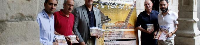 'Trencant el Silenci a la Vall del Corb', amb folk, piano i cançó