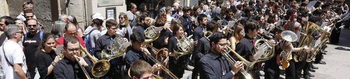 Lleida balla al ritme de bandes